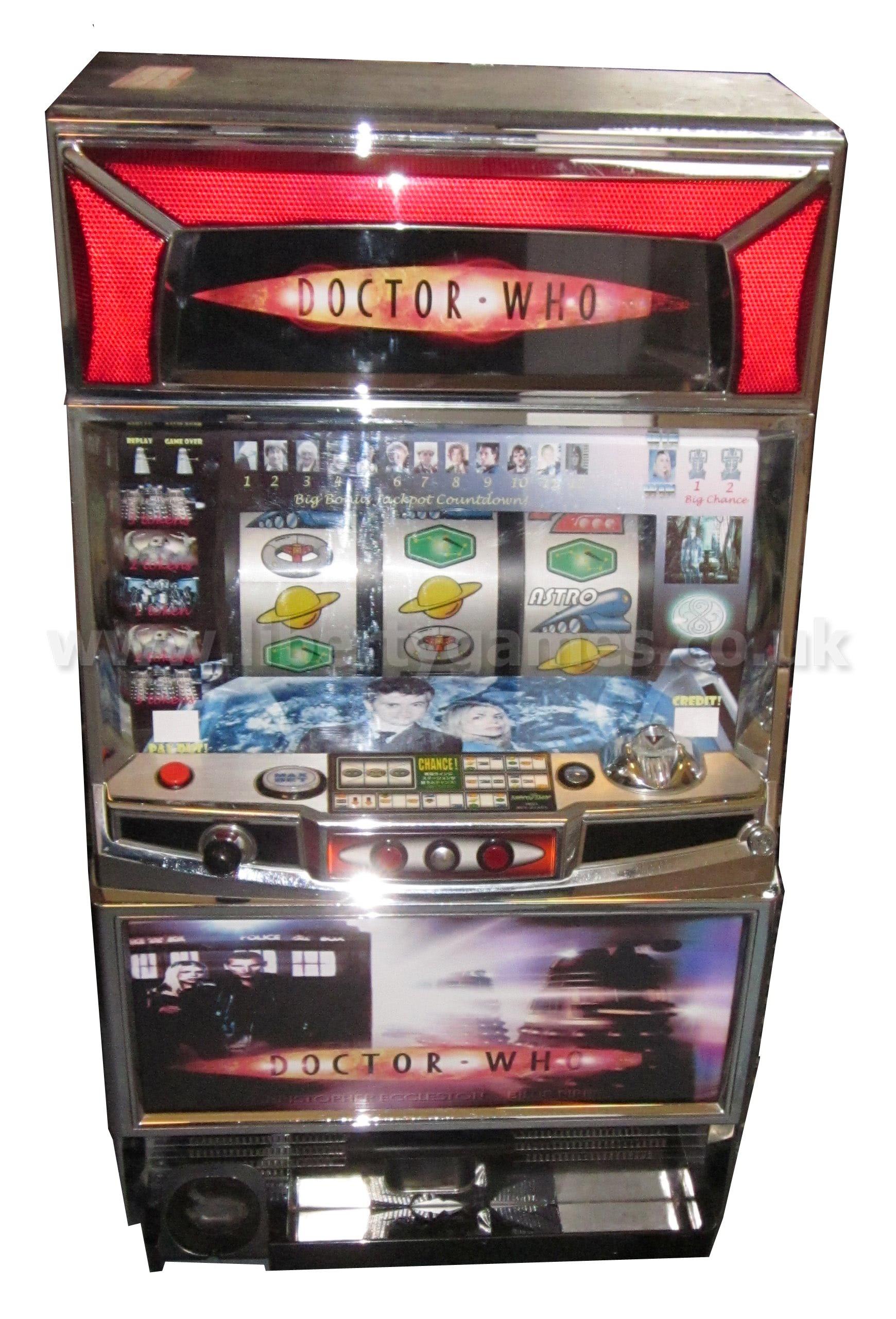 japanese slot machine repair