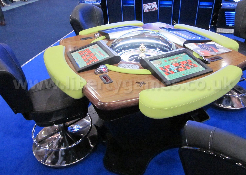 Roulette 4 Hrg 4: GT4 Roulette Wheel