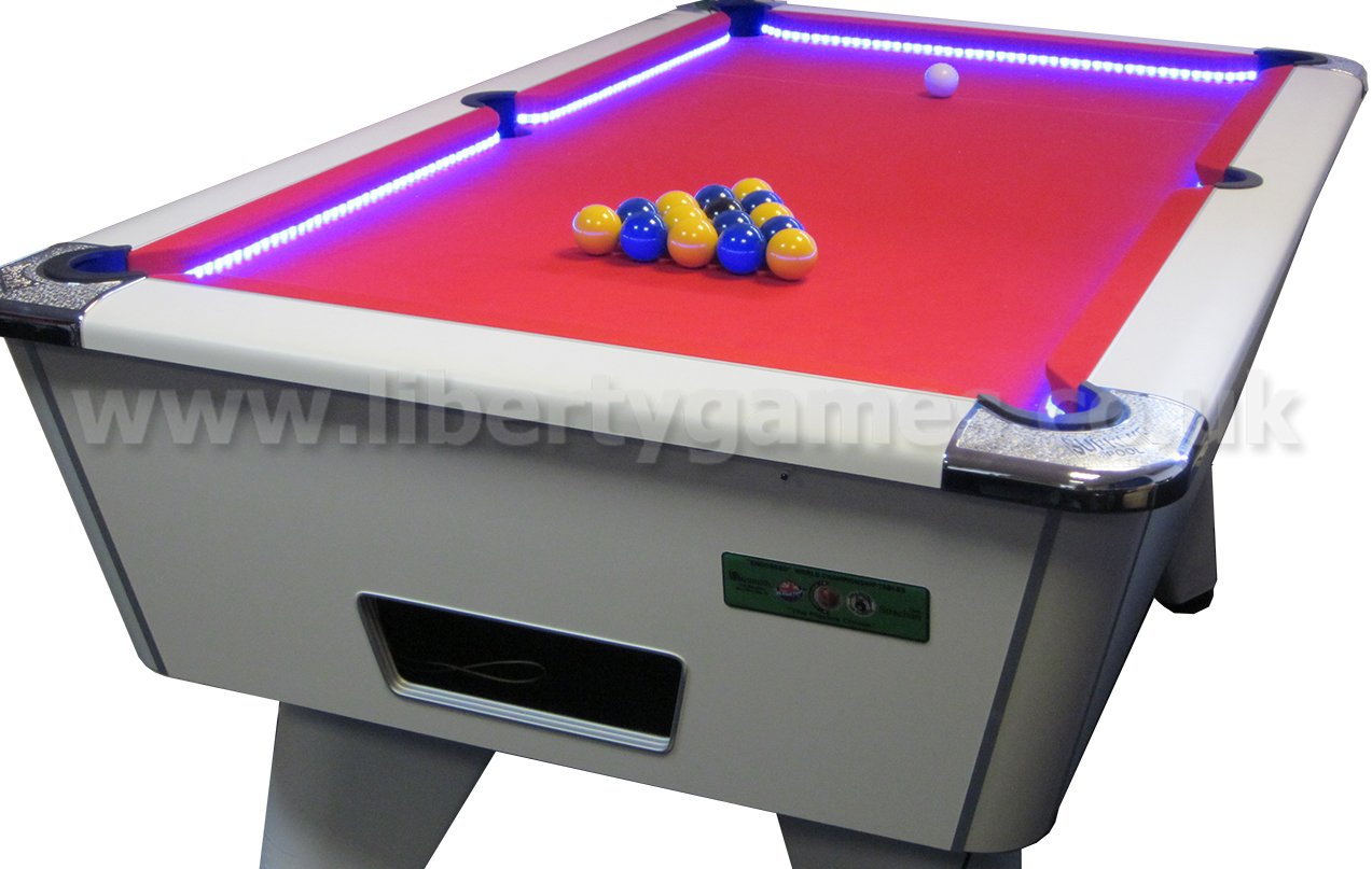 Led Upgrade Kit For Slate Bed Pool Tables Liberty Games