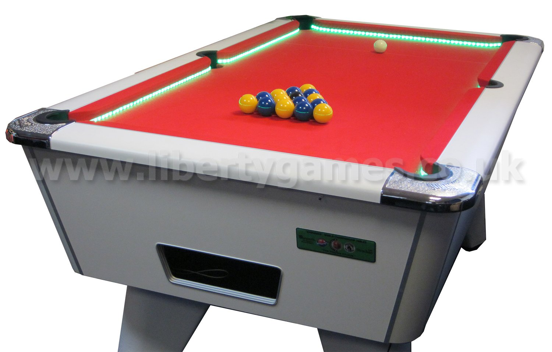 led pool table lighting