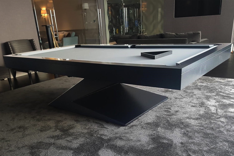 The Zen Slate Bed Pool Table Liberty Games