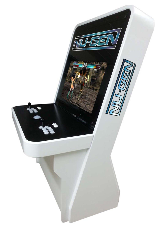 Nu Gen Upright Arcade Machine Liberty Games