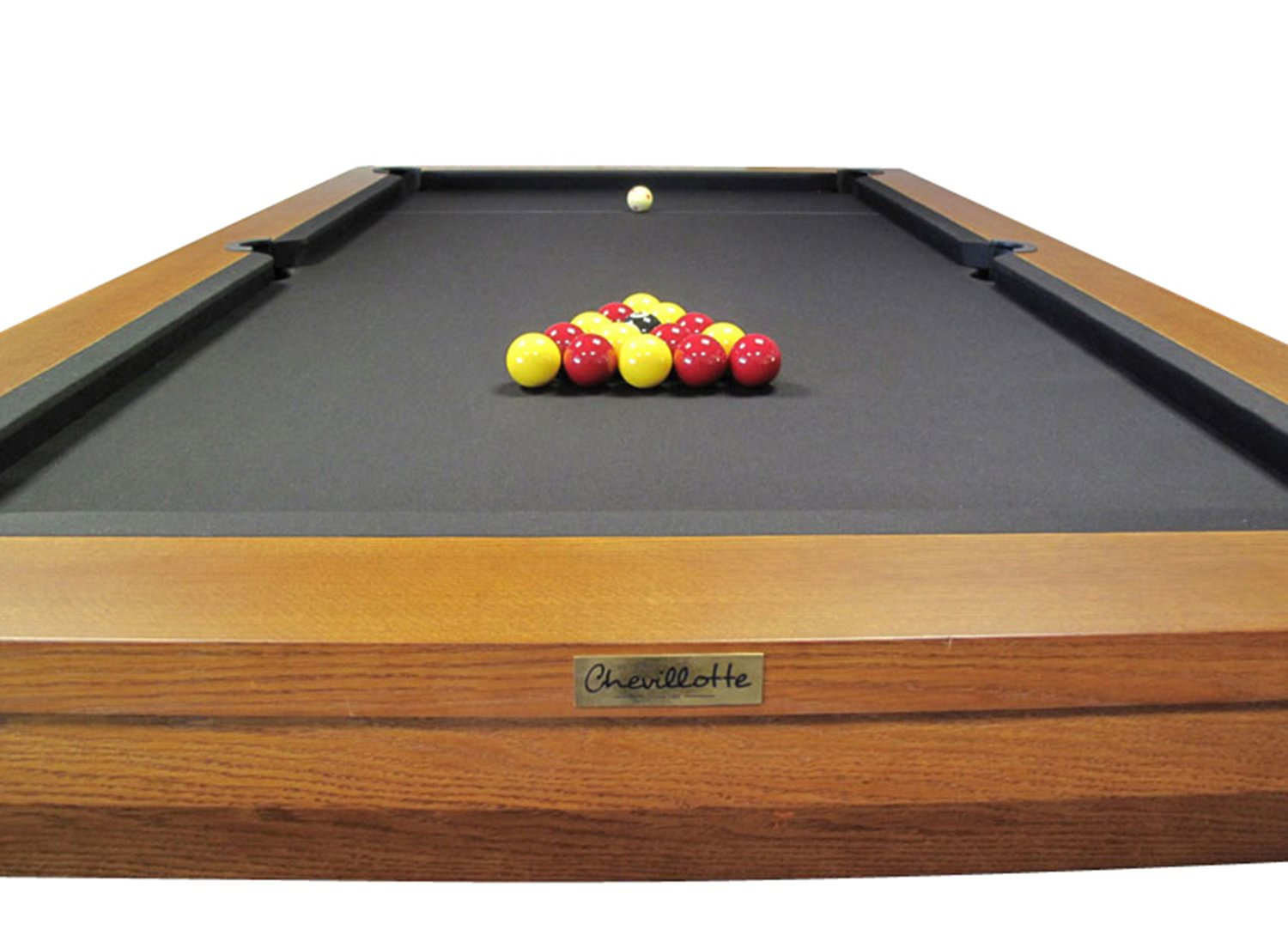 Wonderful image of Chevillotte Heimo Slate Bed Pool Table Liberty Games with #A9222A color and 1500x1104 pixels