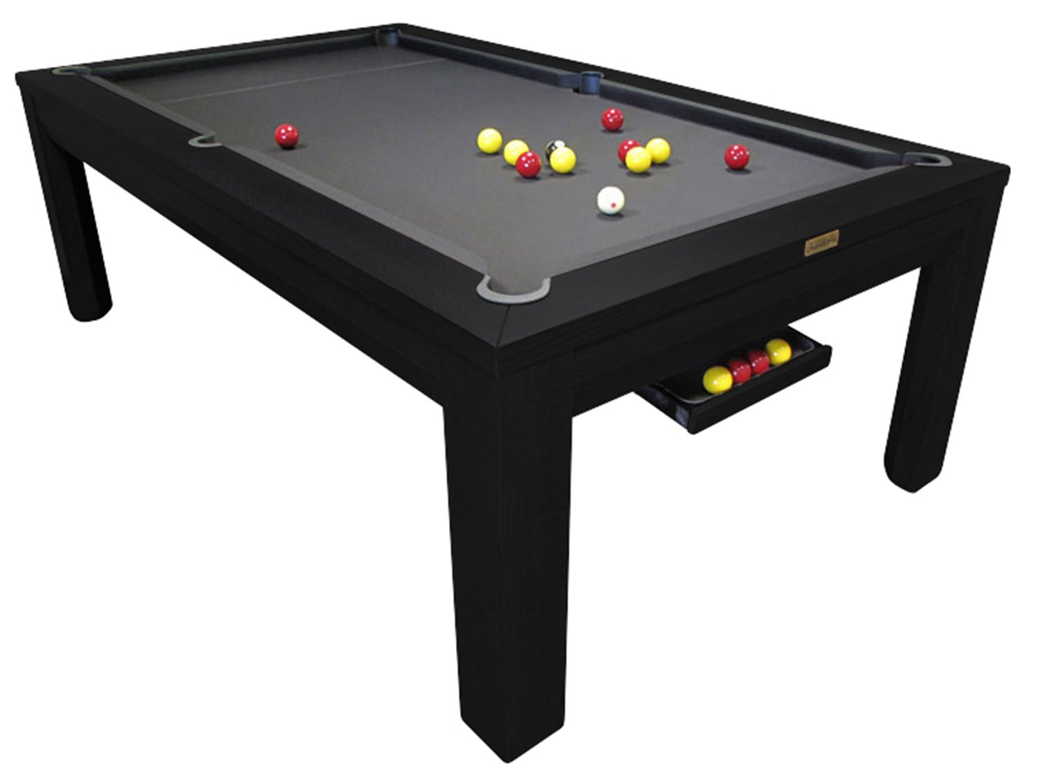 100 black pool table billiard table dynamic ii 9 ft shinnin