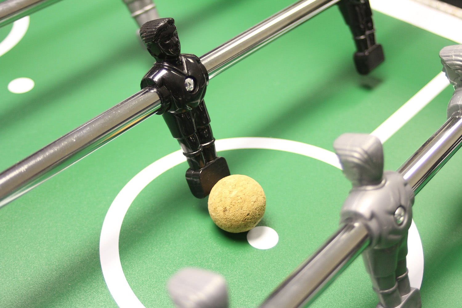 Strikeworth 35mm Cork Football Table Balls Liberty Games