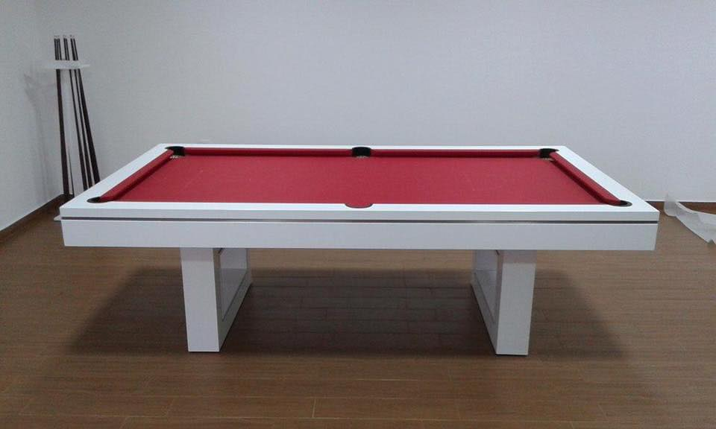 The monaco slate bed pool table liberty games - Slate pool table ...