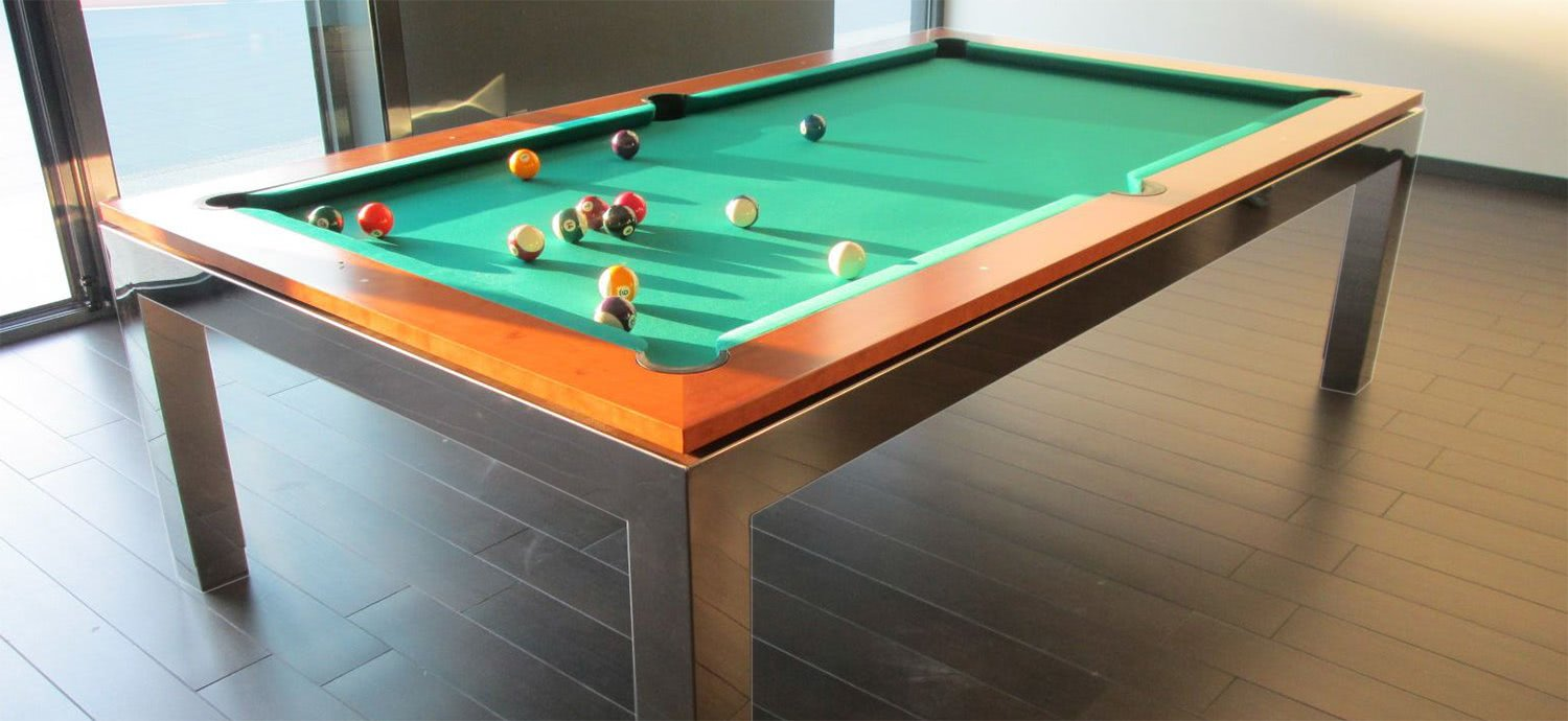 The Empire Slate Bed Pool Table Liberty Games