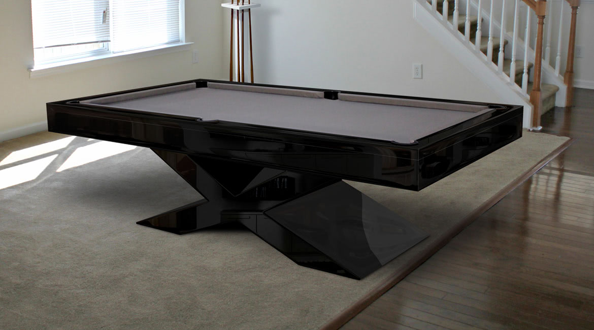 The Xtreme Slate Bed Pool Table Liberty Games - Pool table without slate