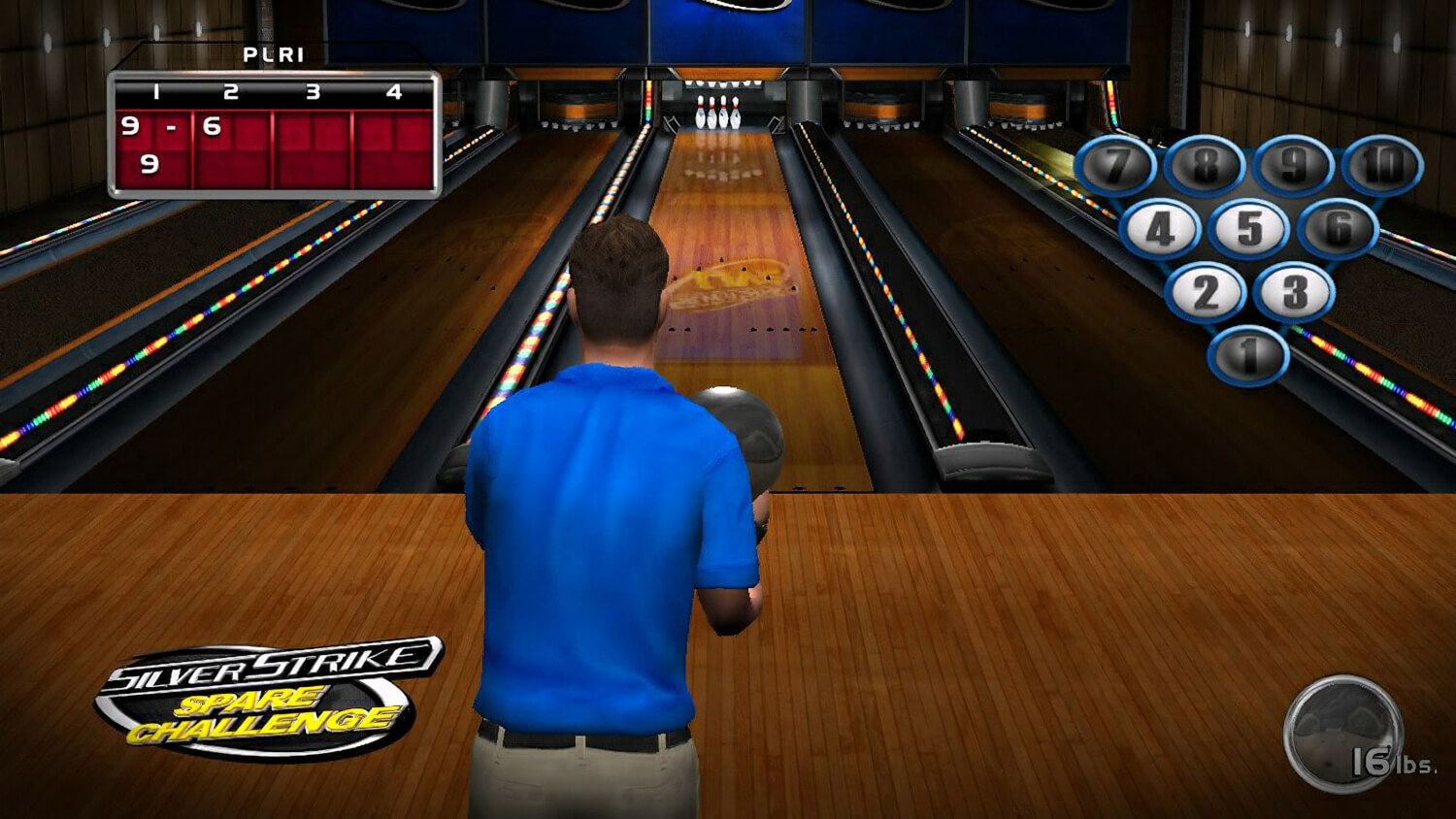 silver strike bowling machine