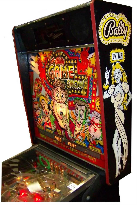 Bally Game Show Pinball Machine For Sale Liberty Games