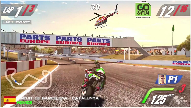 Raw Thrills MotoGP Arcade Machine