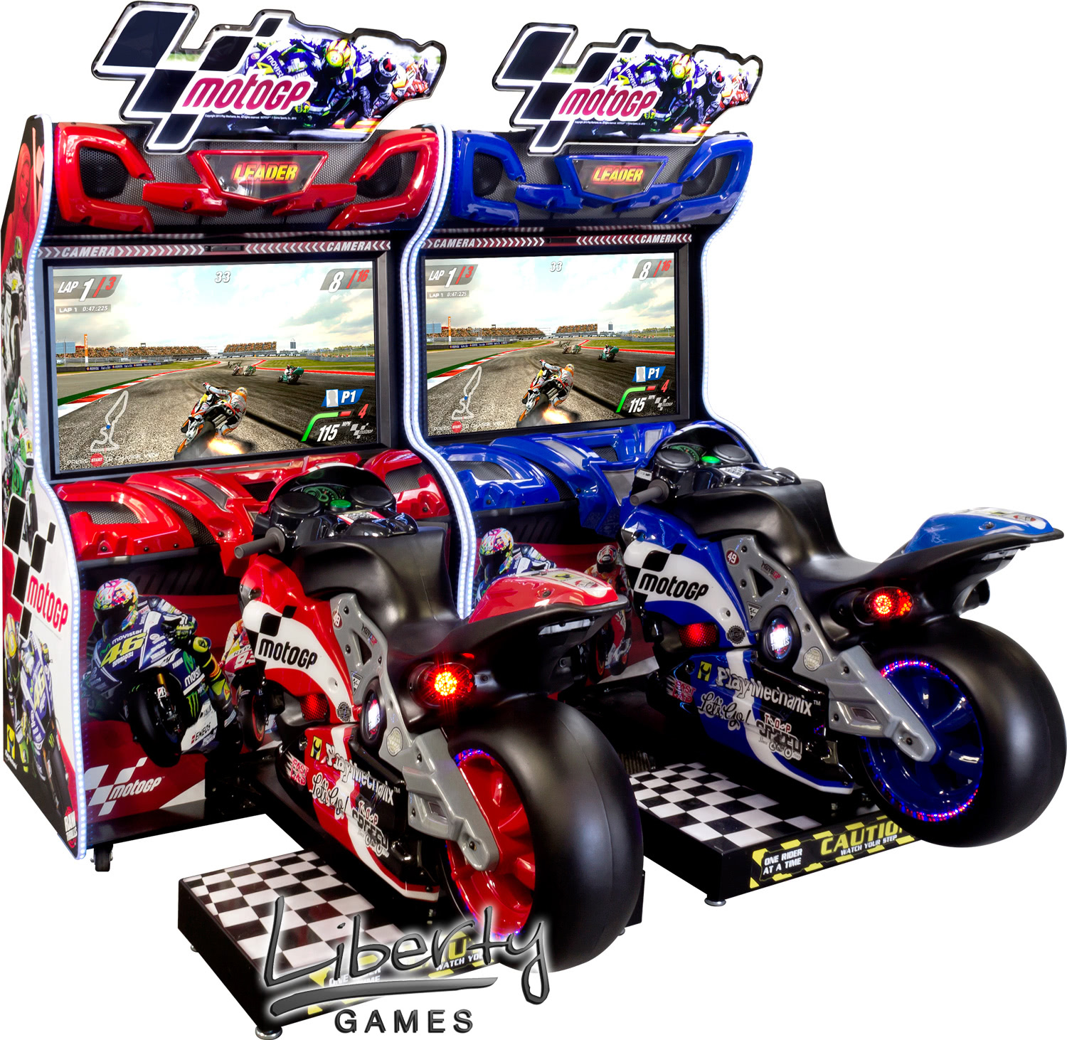 MotoGP Arcade Machine | Liberty Games