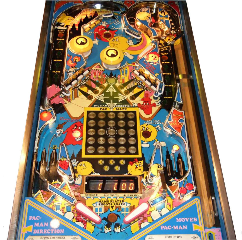 Afbeeldingsresultaat voor pinball machine
