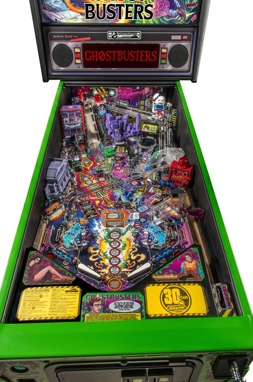 Stern Ghostbusters Le Pinball Machine Liberty Games