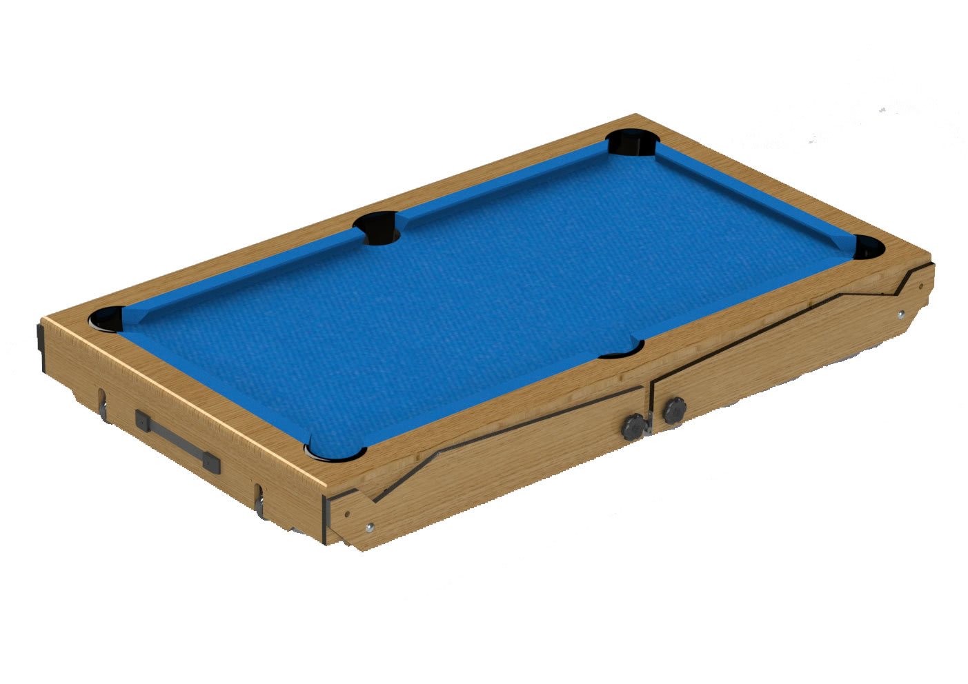 Blf Folding Pool Table Liberty Games