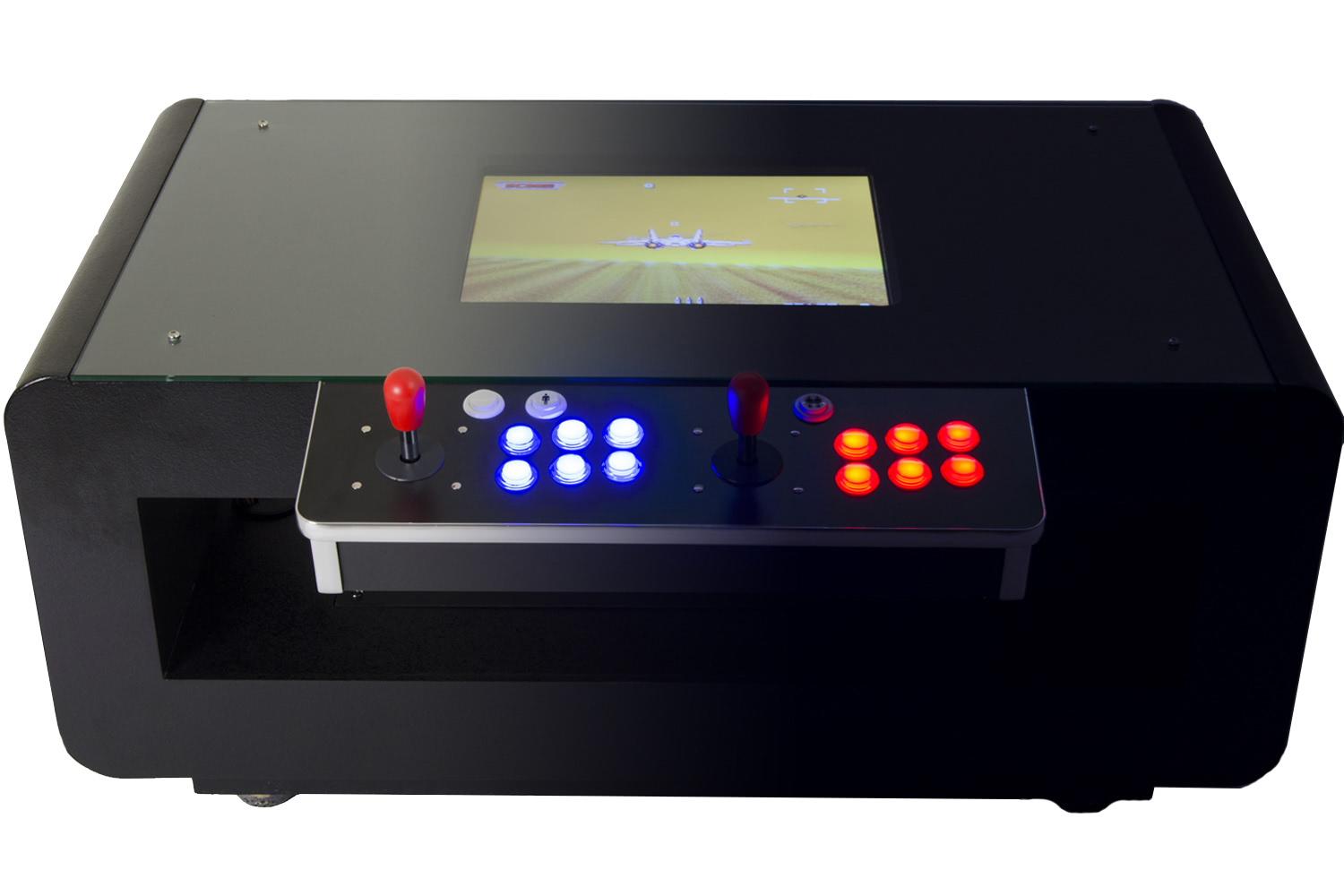 Galaxy Arcade Coffee Table 2000In1 Liberty Games