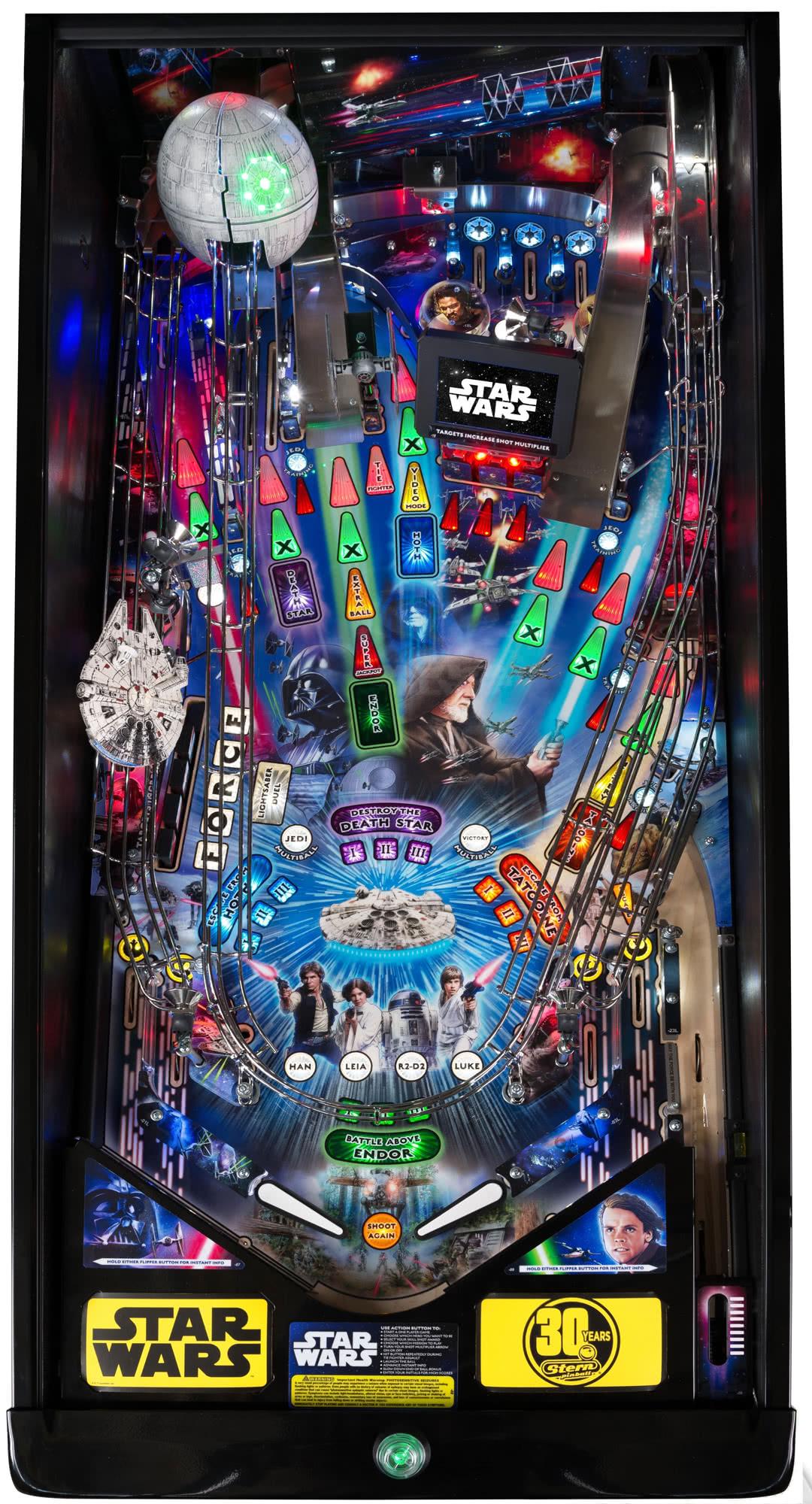 Games – Stern Pinball