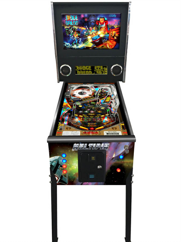 MultiPin Virtual Pinball Machine