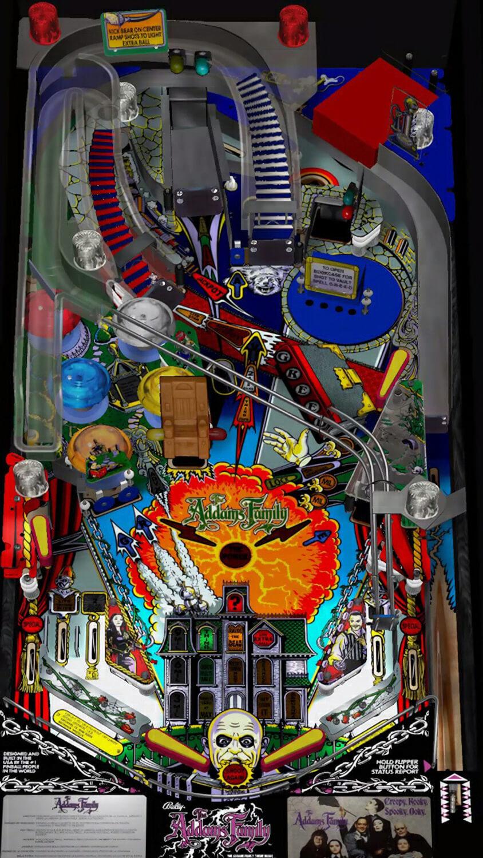 Multipin Virtual Pinball Machine Liberty Games
