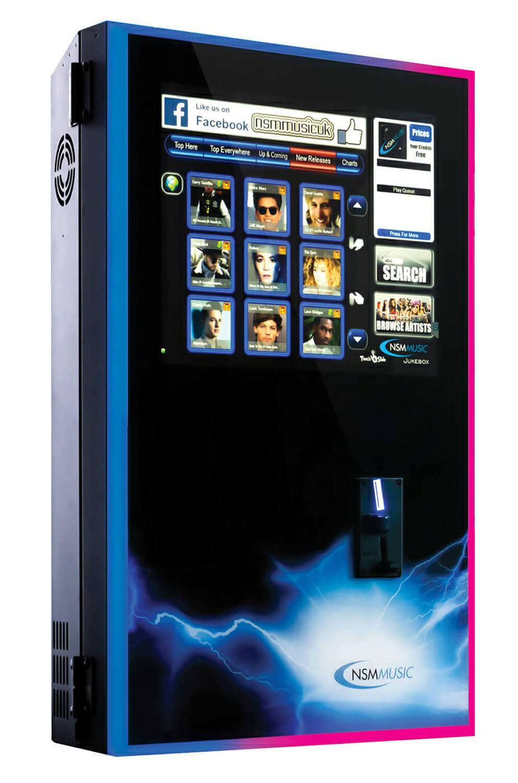 NSM Lightning Digital Jukebox   Liberty Games