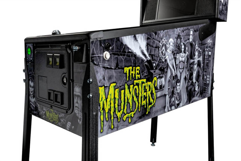 Stern The Munsters Premium Pinball Machine