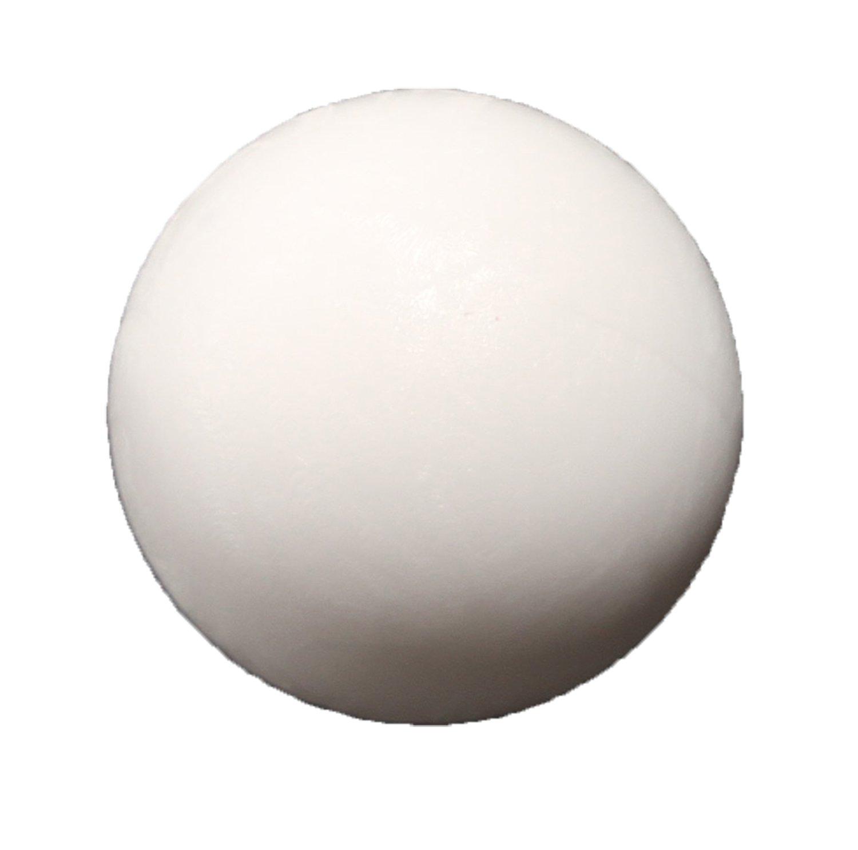 white plastic table football balls liberty games