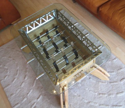 Offside Football Coffee Table Liberty Games