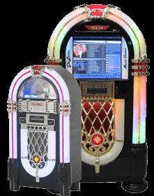 Jukeboxes - CD, Vinyl, Bluetooth, Digital   UK's #1 Rated Jukebox